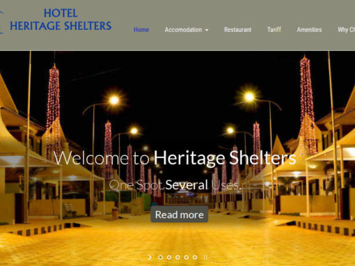 Hotel Heritage Shelters