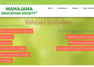 Mahajana Education Society