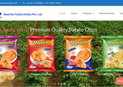Maxvita Foods