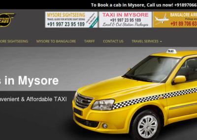Mysore Cabs